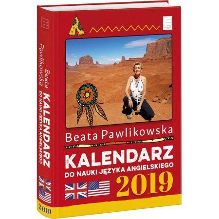 Kalendarz 2019. Do nauki języka angielskiego