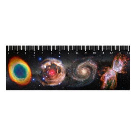 Mapcards Galactic linijka