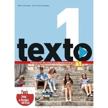 Texto 1 podręcznik + kod (podręcznik online) SPP