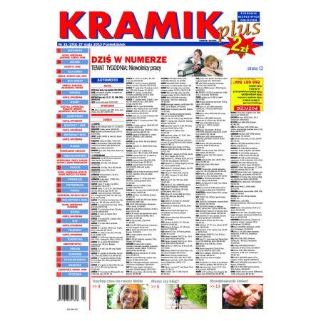Kramik Plus 21/2013