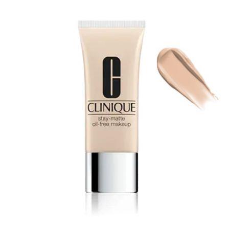 CLINIQUE_Stay-Matte Oil-Free Makeup matujący podkład do twarzy 06 Ivory