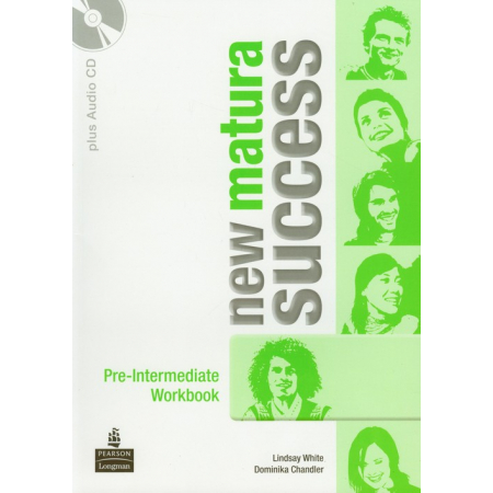 New Matura Success Pre-Intermediate Workbook + CD