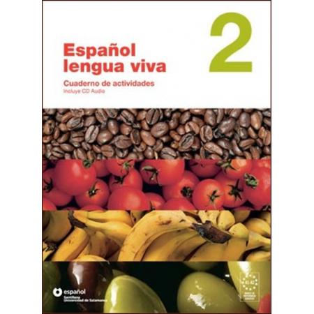 Espanol Lengua Viva 2 ćwiczenia + CD