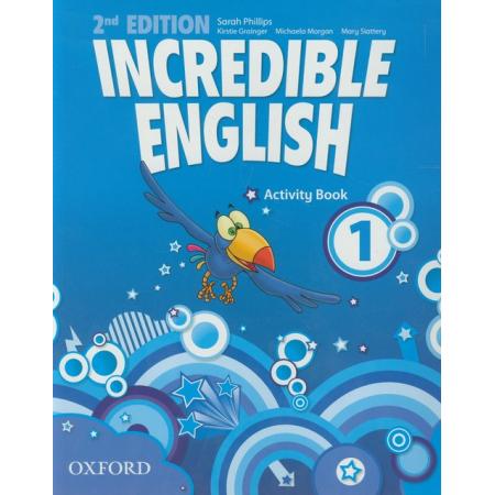 Incredible English 1. Activity Book