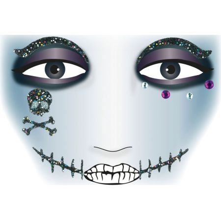 Naklejka Face