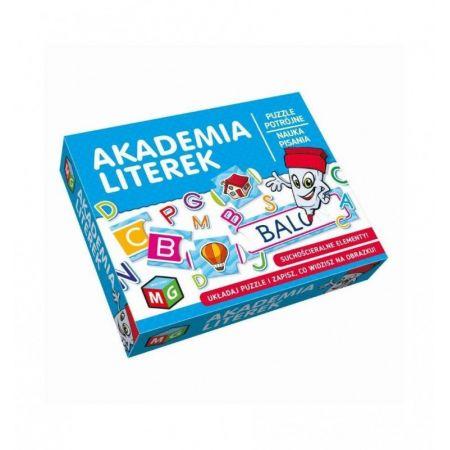 Puzzle Akademia literek