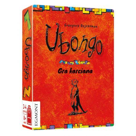 Ubongo. Gra karciana. Gry do plecaka