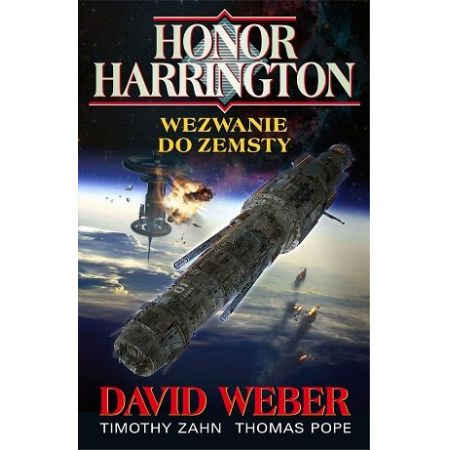 Wezwanie do zemsty. Honor Harrington