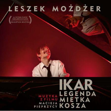 CD Leszek Możdżer Ikar legenda Mietka Kosza