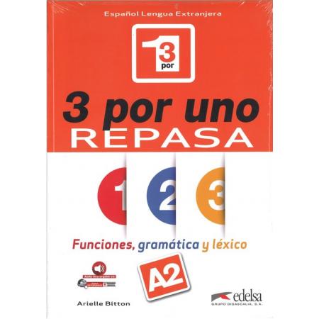 3 por uno poziom A2 Podręcznik