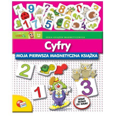 Książeczki Carotiny - Cyfry