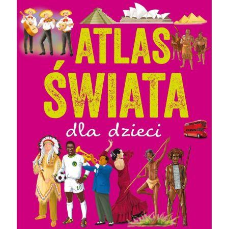 Atlas świata dla dzieci