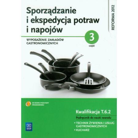 Sporządzanie i ekspedycja potraw i napojów cz. 3