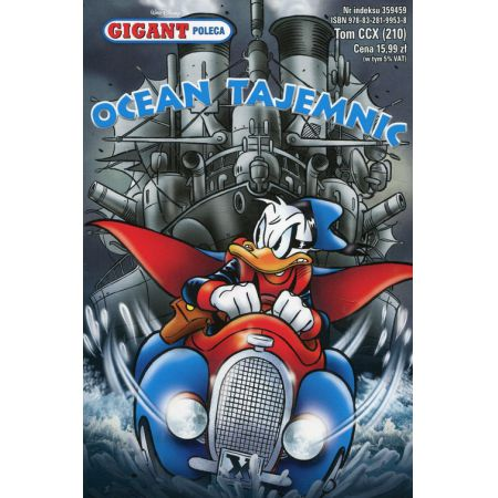 Gigant Poleca Tom 1/2018 Ocean tajemnic