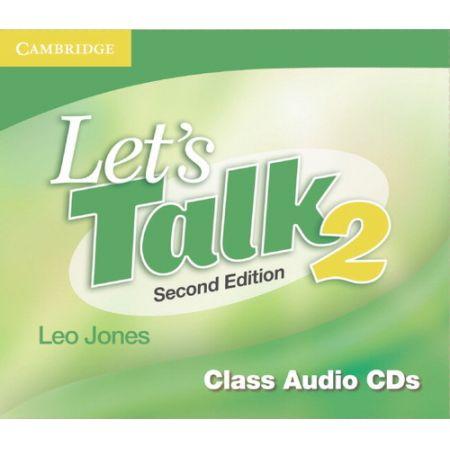 Let's Talk Class Audio CDs 2