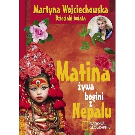 Matina, żywa bogini z Nepalu