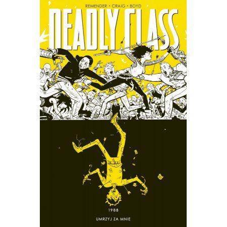 Deadly Class. Tom 4