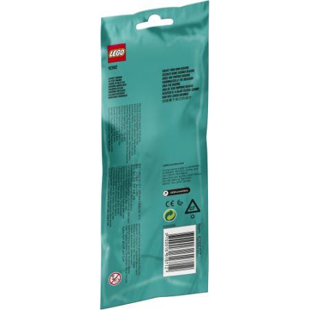Lego Dots. Bransoletka z błyszczącym jednorożcem