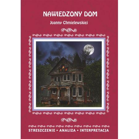 Nawiedzony dom Joanny Chmielewskiej