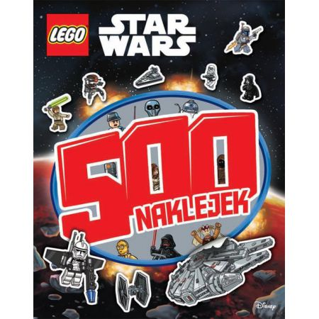 500 naklejek. LEGO ® Star Wars™