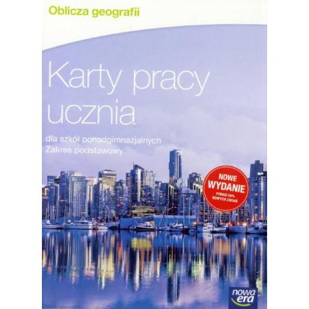 Geografia Oblicza geografii LO kl.1-3 Karty pracy ucznia / zakres podstawowy
