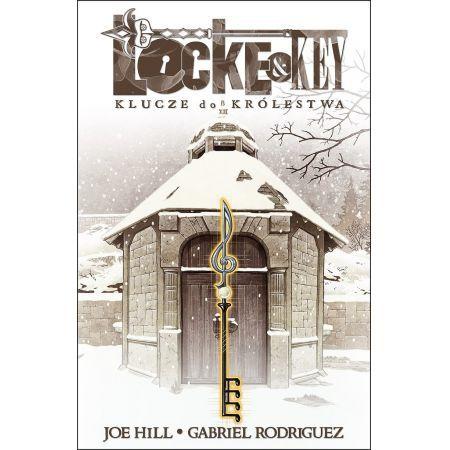Klucze do królestwa. Locke & Key. Tom 4