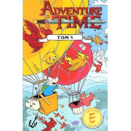 Adventure time 4 / Studio JG