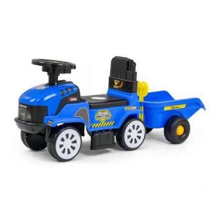 Jeździk Pojazd Rolly Plus niebieski Milly Mally 2920