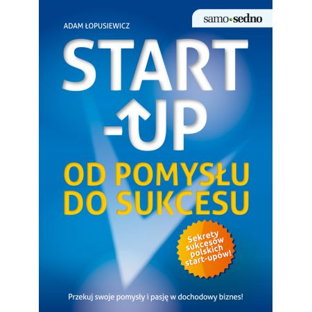 Samo Sedno - Start-up