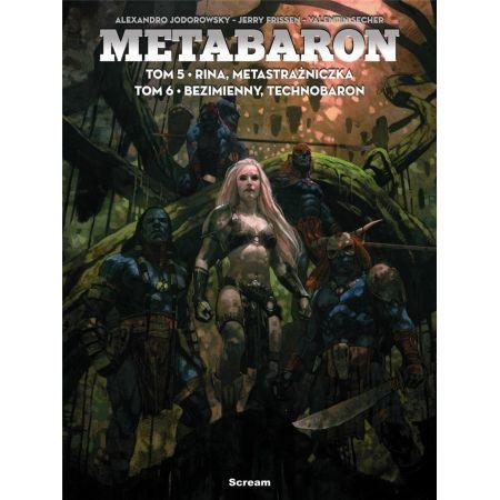 Metabaron T.5-6