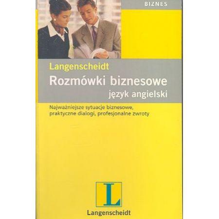 Rozmówki biznesowe język angielski
