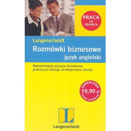 Rozmówki biznesowe język angielski-nowe