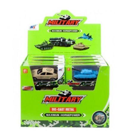 Auto - czołg mix