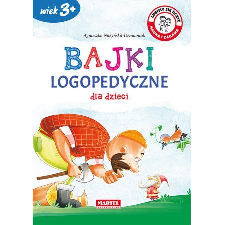 Bajki logopedyczne dla dzieci 3+