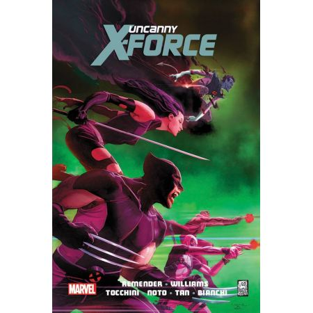 Uncanny X-Force. Tom 3. Inny Świat
