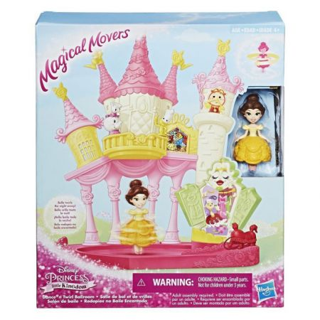 PROMO DPR Magical Movers Belles playset E1632 p3 HASBRO