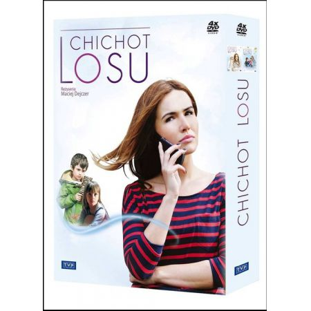 Chichot losu (4 DVD)