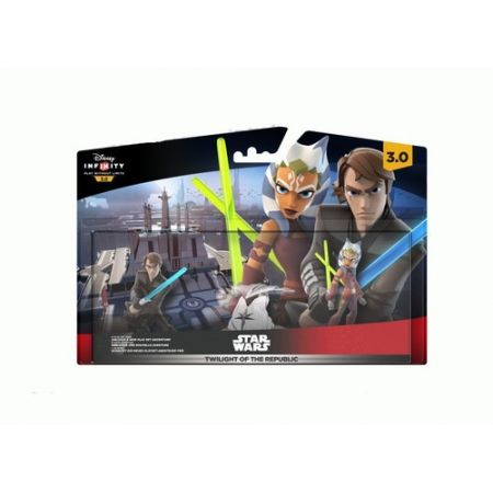 Disney Infinity 3.0 Zmierzch Republiki Świat Star Wars