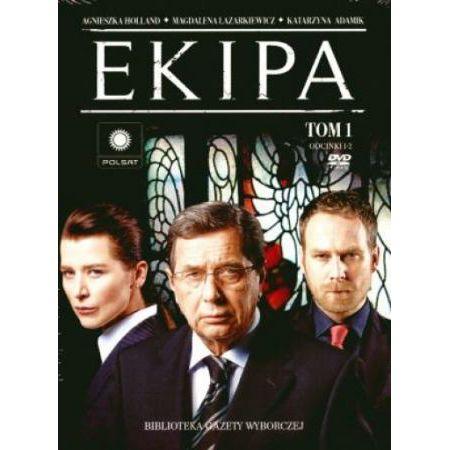 Ekipa. Tom 1 (booklet DVD)