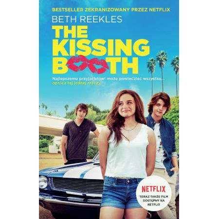 The Kissing Booth. Tom 1