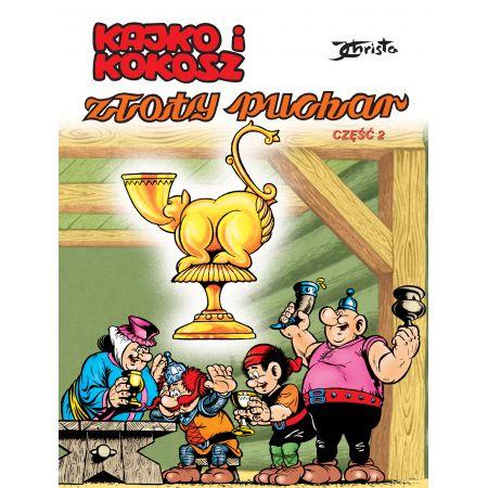 Kajko i Kokosz. Złoty puchar cz. 2 w.2020