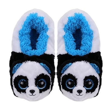 TY Fashion Bamboo - Pantofle Panda