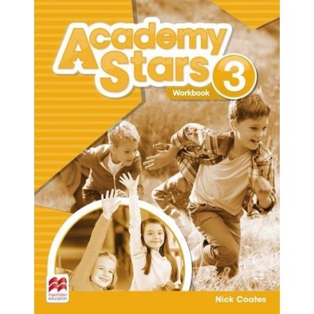 Academy Stars 3 WB MACMILLAN