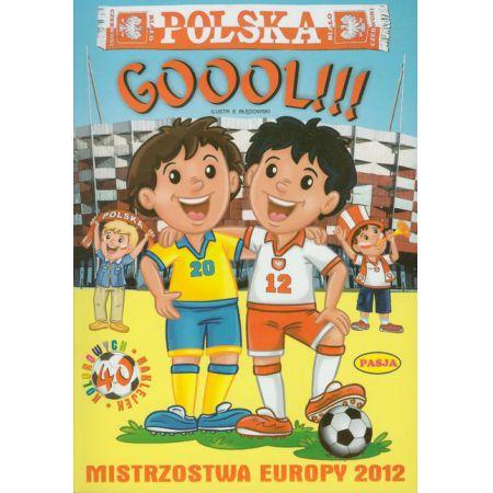 Goool Mistrzostwa Europy 2012