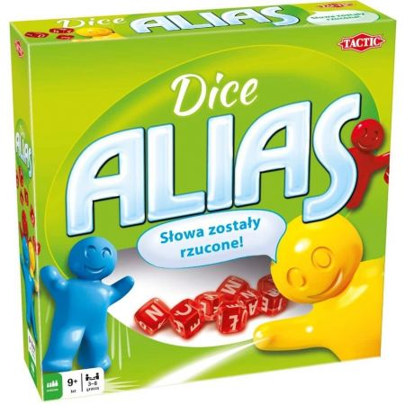Dice Alias Green
