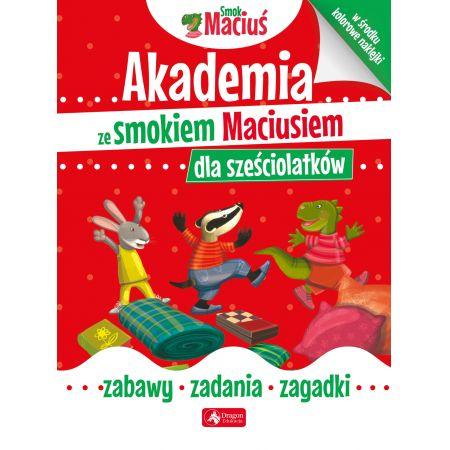 Akademia ze smokiem Maciusiem dla sześciolatków