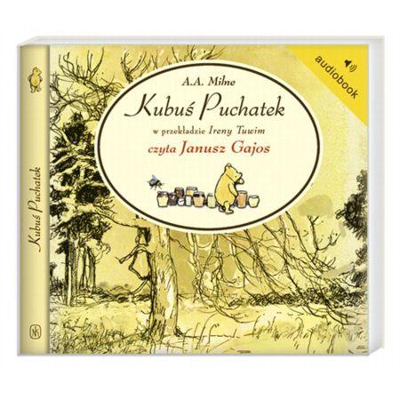 Kubuś Puchatek audiobook