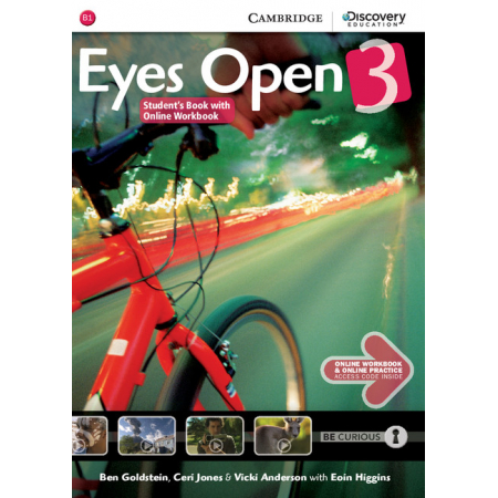 Eyes Open 3. Student`s Book with Online Workbook
