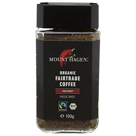 Kawa rozpuszczalna arabica/robusta fair trade