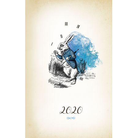 Kalendarz 2020. Alicja w Krainie Czarów Lewisa Carrolla